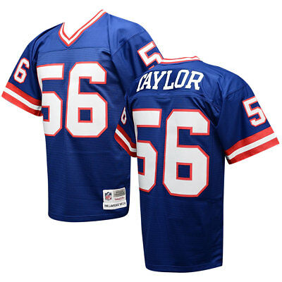 New York Giants Mitchell   Ness 1986 Lawrence Taylor Throwback Jersey XXL a257b8488
