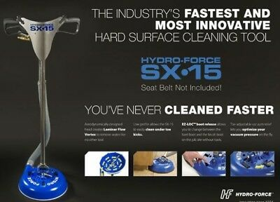 Hydroforce Sx-15 Hard Surface Cleaning Tool
