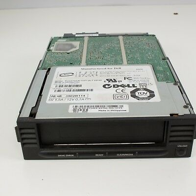 DRIVERS FOR DELL QUANTUM DLT VS160