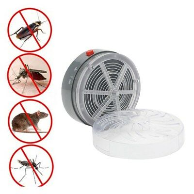 Indoor Outdoor Solar Powered Mosquito Killer Zapper Fly Insect Zapper Fly Trap