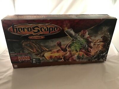 HeroScape Master Set: Rise of the Valkyrie 2nd Ed (Complete)