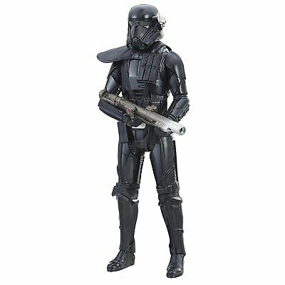 Star Wars Figura Electronic Imperial Death Trooper - Soldado Imperial