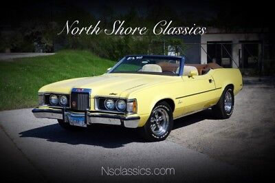 Cougar -XR7- CONVERTIBLE-PRICE DROP- SUMMER CRUISER- SEE 1973 Mercury Cougar for sale!