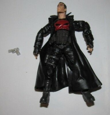 "Marvel Legends 6"" figure Punisher Epic Heroes Red variant with pistol loose"