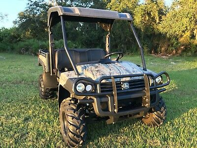 2015 Camo John Deere Gator XUV 825i 4x4 Only 85 Hours - I CAN DELIVER
