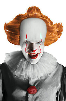Brand New IT Pennywise Scary Clown Adult Wig