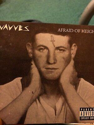 Afraid of Heights by Wavves (CD)