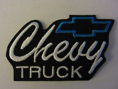 """Hot Rod """"Chevy Truck"""" Patch"""