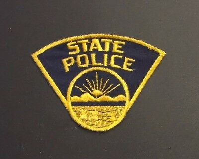 Ohio Police Patch (State Police)