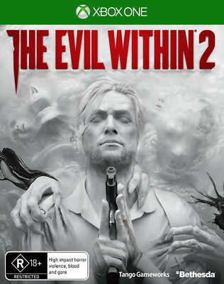 The Evil Within 2 - XBOX ONE - Bethesda - Game -  R18+ BRAND NEW SEALED
