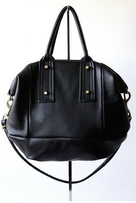 Opelle Black Leather Vanda Orig.$525