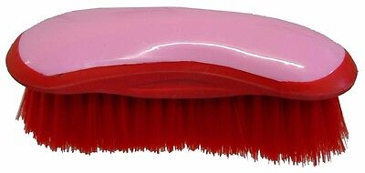 Horse Easy Ergonomic Hand Fit Finishing Brush ~ In Pink Or Green