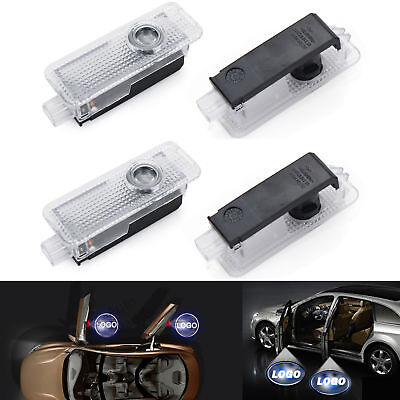 CREE LED Projector Car Door Lights Shadow Lamp Puddle Courtesy Laser For BMW