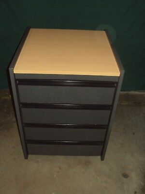 Office 4draw Mobile Pedestal