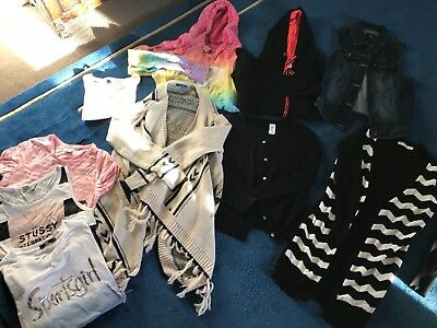 Womens Size 6-12 Bulk Lot Of New & Hardly Worn Clothes