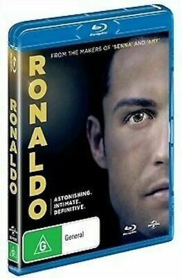 Ronaldo - Blu-ray- Region B - Brand New Sealed