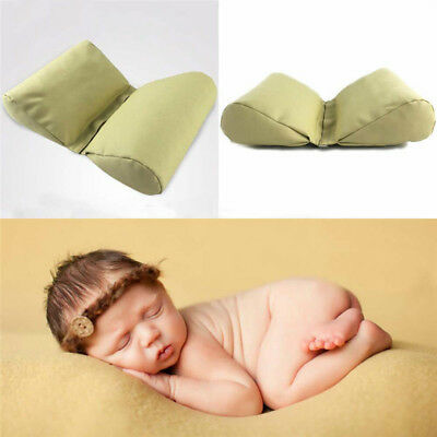 Wedge Shaped Posing Pillow Photography Props Butterfly Baby Cushion for Newborn