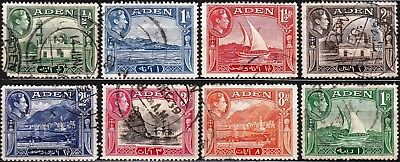 ADEN 1939 LOT used