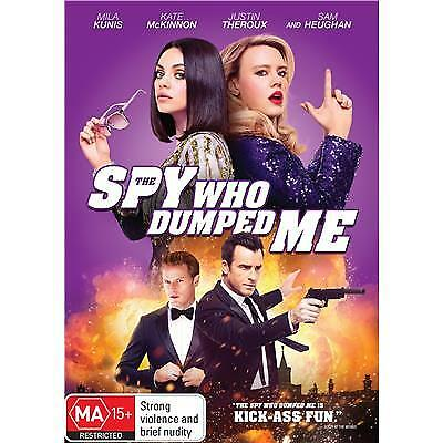Spy Who Dumped Me, The (DVD, 2018) (Region 4) New Release