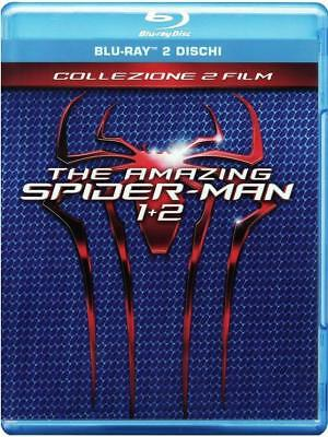 The Amazing Spider-Man Collection (2 Blu-Ray) Cofanetto Unico, Italiano
