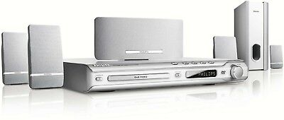 Philips HTS3300/12  DVD Home Entertainment-System DOLBY 5.1  TOP Zustand