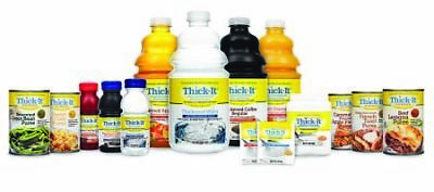 Thick It Foodservice Honey Portion Control Beverage Thickener, 6.4 Gram 200/CS