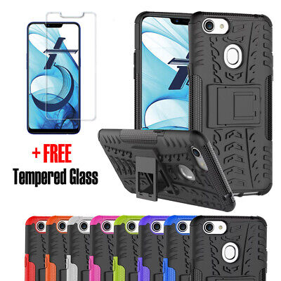 Shockproof Heavy Duty Tough Kickstand Strong Case Cover for Oppo AX5 | A3S