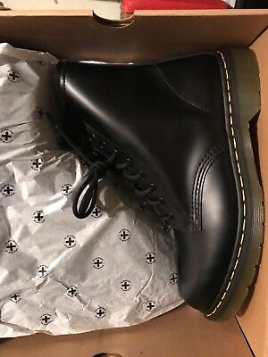 DR MARTENS 8 trous 1460 BLACK NOIR SMOOTH 11822006 ORIGINAL Doc ... 6cf3c3a3c917