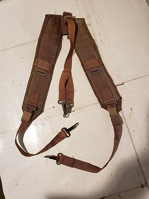 GOOD LC ALICE Suspenders Belt Desert Tan Y Straps Load Bearing Equipment LBE