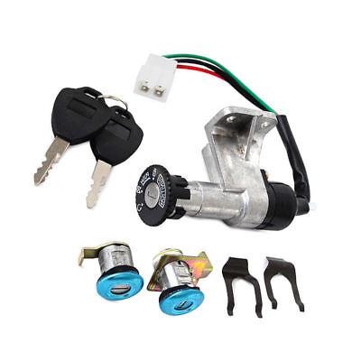 KEY SWITCH IGNITION Lock for Chinese 50cc 150cc GY6 Taotao