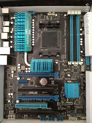 ASUS M5A99FX PRO R2.0, AM3+, AMD (90-MIBIT0-G0EAY0VZ) Motherboard+Zubehör