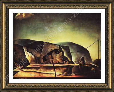 Lobster Telephone by Salvador Dali   Framed canvas   Wall art oil painting HD