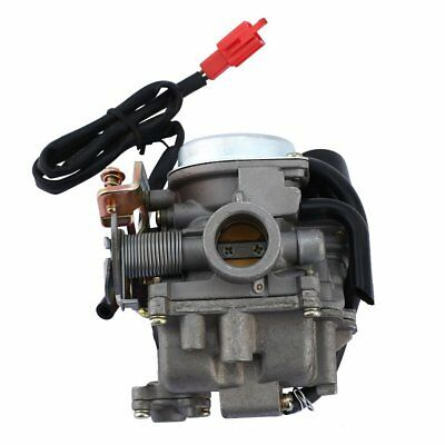 18mm GY6 50cc/60cc Scooter Moped PD18J CVK Carburetor Carb Engine Moped D#