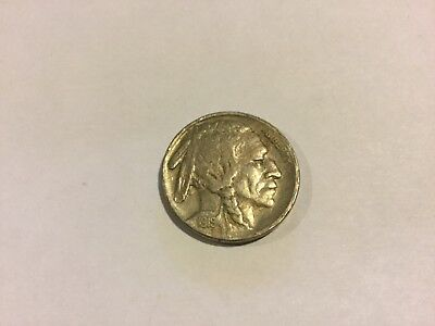 1919 Buffalo Nickel very fine
