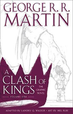 A Clash of Kings: Graphic Novel, Volume One   George R. R. Martin