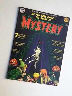 Limited Collectors' Edition House of Mystery #C-23-Treasury comic book
