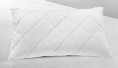 New Quilted Cot Bed Pillow Junior, Toddler, Nursery Baby  Safety Pillow