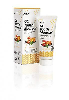 GC Tooth Mousse & MI Paste Plus x 1 Tube