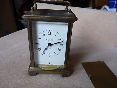 Bayard French Carriage Clock Spares/repairs