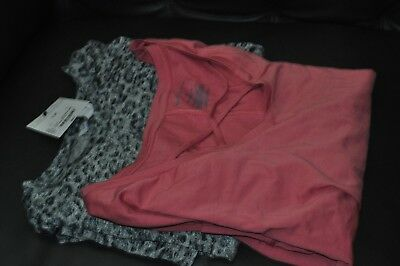 LOT  of 2 NWT WOMENS  TOPS  SZ 1X  Pink Boutique + Liz Claiborne