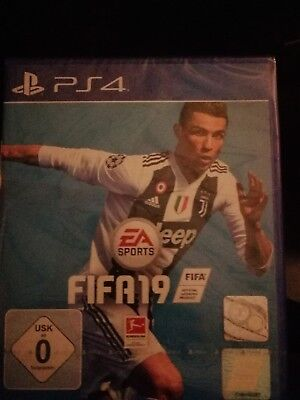 FIFA 19 - Standard Edition (Ps4, 2018) ovp