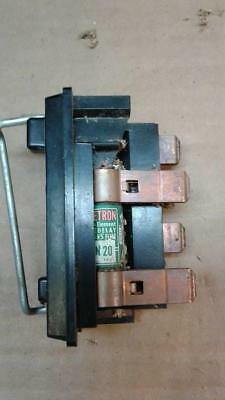 wadsworth 30 amp fuse panel pull out 2 flat notches 45 00 picclick rh picclick com