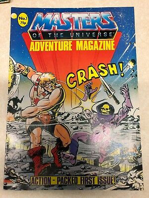 Masters Of The Universe Issue No.1 Vintage