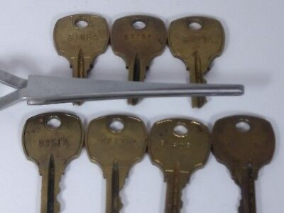 Rowe AMI jukebox C092A replacement key NEW