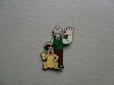 Wallace und Grommit - Pin