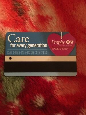 NYC Metrocard Preowed MTA Transit Card For Collection Only Empty Empire