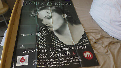 Poster Patricia Kass Chanson 1993