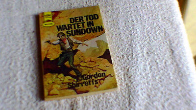 Gordon D. Shirreffs  Heyne Western Roman TB Nr. 2242 Der Tod wartet in Sundown