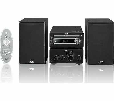 JVC UX-D750 CD Mini HiFi Bluetooth DAB/FM USB MP3 RRP £169 Clearance Offer Price