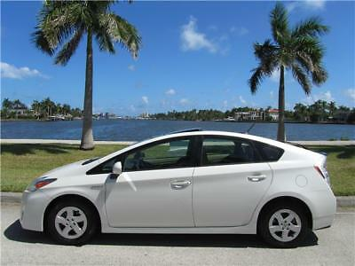 2010 Toyota Prius 1OWN SUNROOF NAVI REAR CAM NON SMOKER CLEAN CARFAX 2010 TOYOTA PRIUS 1OWN NON SMOKER SUNROOF NAVI REAR CAM CLEAN CARFAX NO RESERVE!